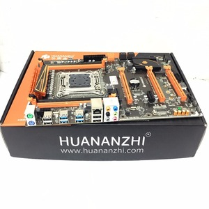 Image 5 - HUANANZHI Deluxe X79 2011 DDR3 PC 데스크탑 마더 보드 컴퓨터 컴퓨터 마더 보드 3 * PCI E x16 7.1 사운드 트랙 크로스 파이어