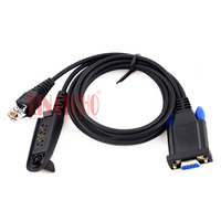 Funksprechgerät GP328 GP338 MTX150 MTX450 PRO5150 kreuzband-mobilautoradio GM300 GR300 GM338 universal 2 in 1 programmierkabel
