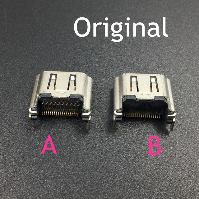 Originele Hdmi poort Socket Interface Connector vervanging voor Play Station 4 PS4
