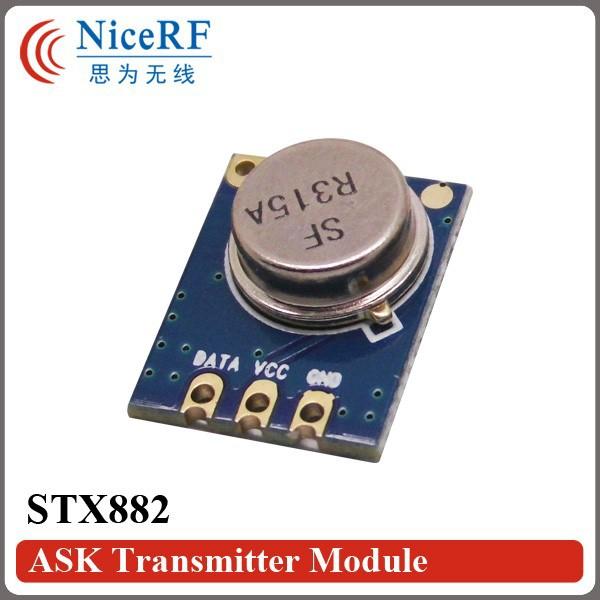 STX882-ASK Transmitter Module