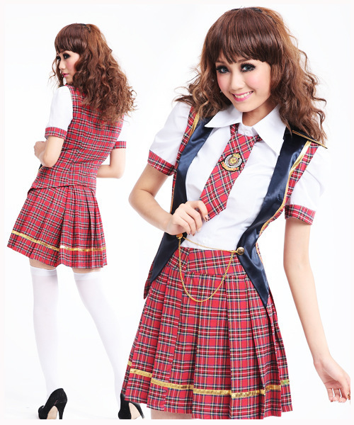 Compare Prices on British School Girl Uniform- Online Shopping/Buy ...