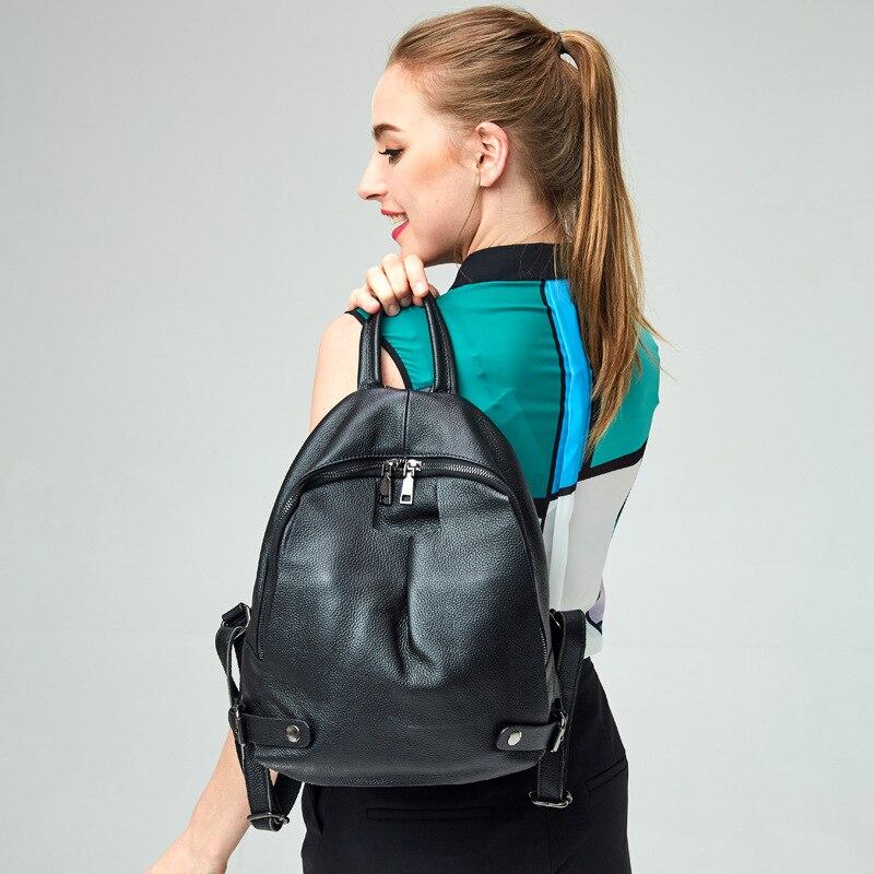 Femmes sac à dos de haute qualité en cuir sac à dos mini sac à dos haut vente en Promotion livraison gratuite pour les filles