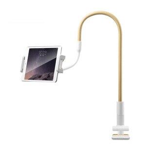 Image 2 - Держатель для планшета YPAP длиной 120 см, регулируемая подставка для Ipad Pro 11 12,9 Samsung Kindle 4 12 дюймов смартфона планшета