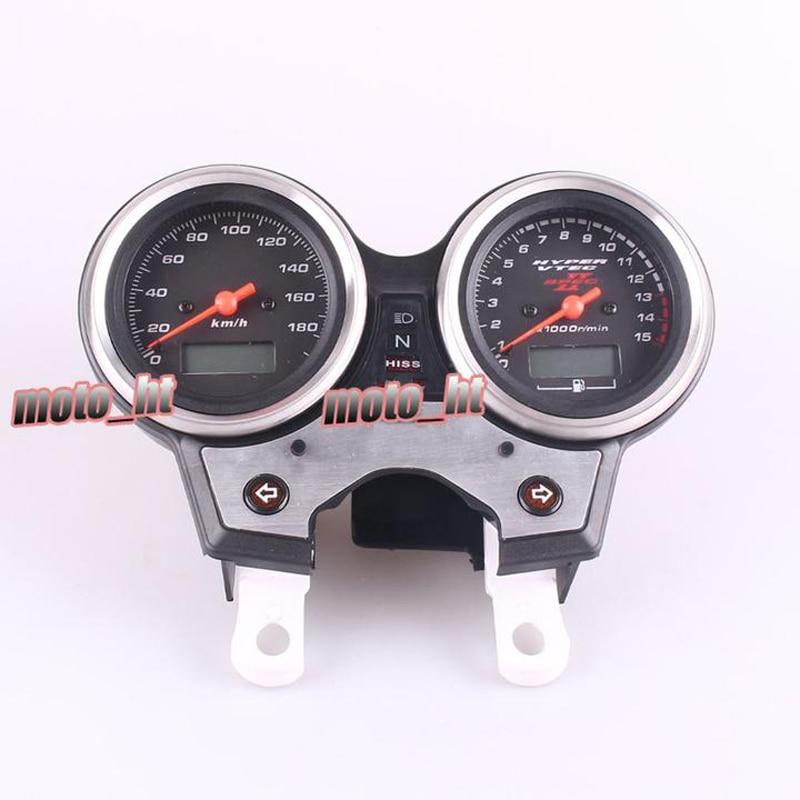 Новый спидометр тахометр тахометр Датчик инструменты полный комплект запасных частей для Хонда СИБИ 400 2002 2003