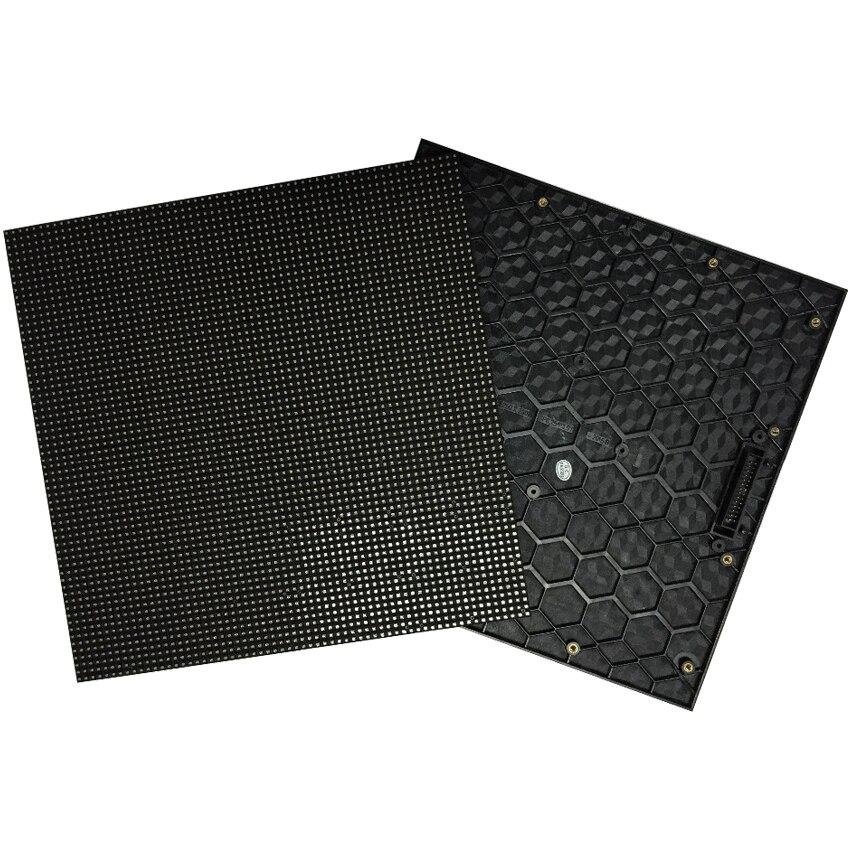 250*250mm 64*64pixels RGB LED Module 1/16S P3.91 Indoor SMD2121 For Full Color Led Display Panel