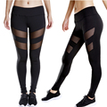 S-XL Women Workout Leggings Fashion Net Leggings Adventure Time Legging Sexy Slim Stretch Trousers Black Leggings Women