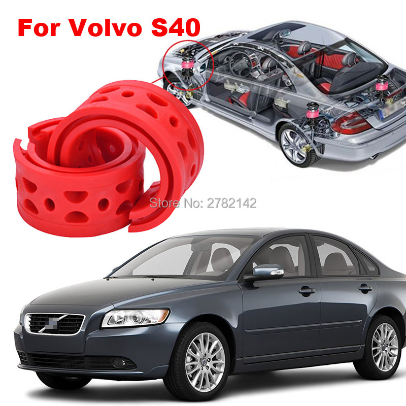 High-quality Front /Rear Car Auto Shock Absorber Spring Bumper Power Cushion Buffer For Volvo S40  high quality front rear car auto shock absorber spring bumper power cushion buffer for volvo xc70