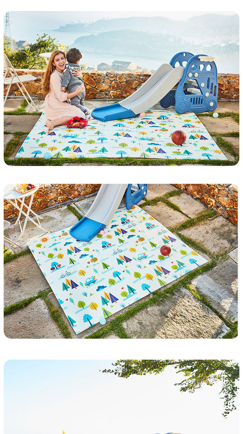 HTB15SRdavfsK1RjSszgq6yXzpXaU XPE Baby Play Mat Crawling Mat Double Surface Baby Carpet Rug Developing Mat for Children Game Pad Game Pad Children Room Decor