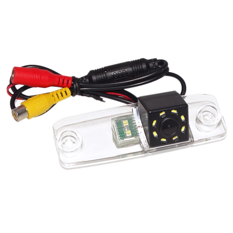 Ccd Car Rear View Reverse Backup Camera For Hyundai Elantra/Sonata Nf/Accentt/Tucson/Terracan/Carens/Opirus/Sorento