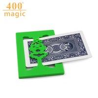 Magic through the same degree of space sword wear glass plastic system through magic toys magic props 400 magic