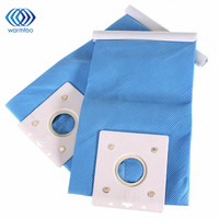 2Pcs Lot Replacement Part Non Woven Fabric BAG DJ69 00420B For Samsung Vacuum Cleaner Long Term