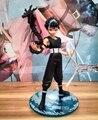 20 cm YuYu Hakusho Anime Hiei encaixotado figuras de ação PVC brinquedos figuras coleção brinquedos