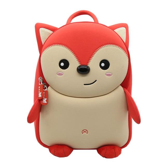 NOHOO Toddler Children School Bag for Boys Backpack Girls