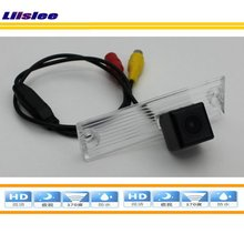 HD CCD Night Vision / Car Backup Rearview Rear Camera For Jeep Liberty 2002~2007 / Reversing Park Camera + Power Relay Filter
