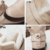 Hot 2017 Nueva Moda de Invierno Resbalón Para Mujer Botas de Nieve Caliente Botas cortas de Tobillo para Las Mujeres Botas Femininas Zapatos Ocasionales Del Algodón O2135