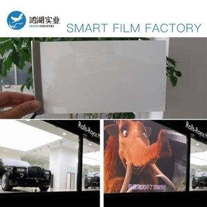 Image 3 - SUNICE PDLC חכם סרט פרטיות חשמלי חכם זכוכית להחלפה דבק חלון גוון עבור בית, משרד לקוחות מותאם אישית