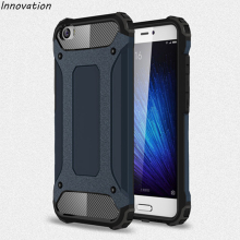Innovation Case For Xiaomi Mi5 PC Plastic + Silicone Luxury Heavy Duty Anti Shock Rugged Armor Phone Cases Mi 5 Cover