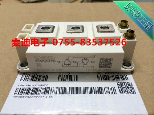 .SKM200GB128DE SKM200GB128D SKM200GB124D new original stock 1pcs lot original in kind shooting skm40gd124d skm 40 gd 124 d semikron module in stock