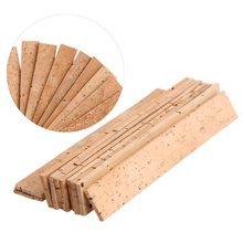 clarinet cork sheet 10x Saxophone Bb Joint Corks 81 x 11 x 2 mm Musical Instruments Flute Piccolo Sheet Cork EA14