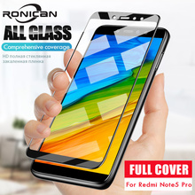 For Xiaomi Redmi Note 5 Pro Screen Protector Full Cover Tempered Glass For Redmi Note 4 Global Version 4X 3S redmi 4 pro 5 plus цена и фото