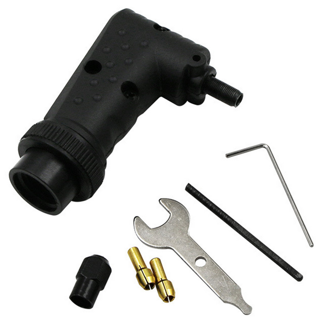 1Set Electric Grinder Kit 90 Right Angle Converter Attachment For Dremel Tool Accessories Rotary Tools 4000 3000 8200 275