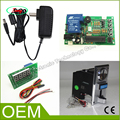Coin operated Timer Control Board and multi coin acceptor