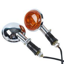 Motorcycle Turn Signal Indicator Amber Light For Yamaha XV535 XV920 Virago yamaha stage custom birch sbp2f5 honey amber