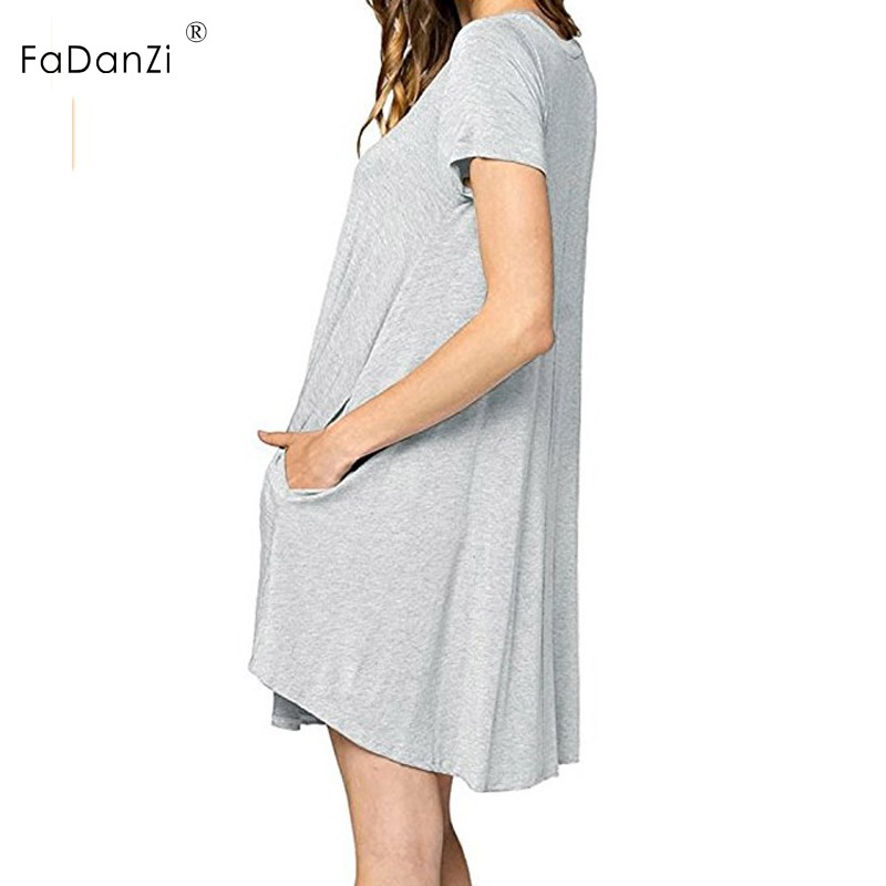f2cfe72e0403 2018 new summer maternity dress loose V-neck pregnant women skirt pregnant  clothes maternity clothes for pregnant women costume | Babydreams