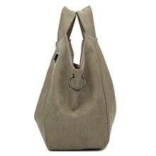 Vintage Woman Handbags 2017 New Canvas Crossbody Bags Designed For Ladies Messenger Bags Large Capacity Shoulder Bags HB260