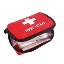 Портативный автомобильный аварийно-спасательный набор, открытый бытовой аптечный набор, походная дорожная спасательная сумка
