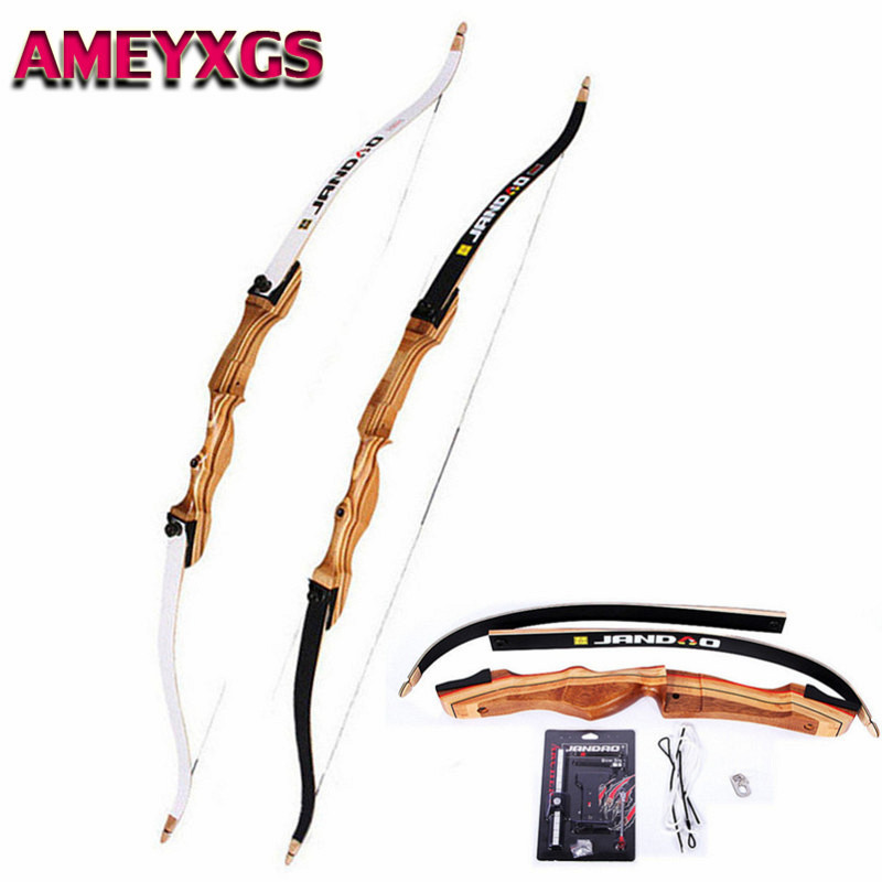 10 22lbs 48 54 Archery Recurve Bow Right Hand Takedown Children Bow Gift For Outdoor Camping