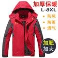 Free shipping military fur down coat tops brand plus size mens jacket 4XL 6XL 8XL 10XL fashionAutumn and winter proof XXXXXXL