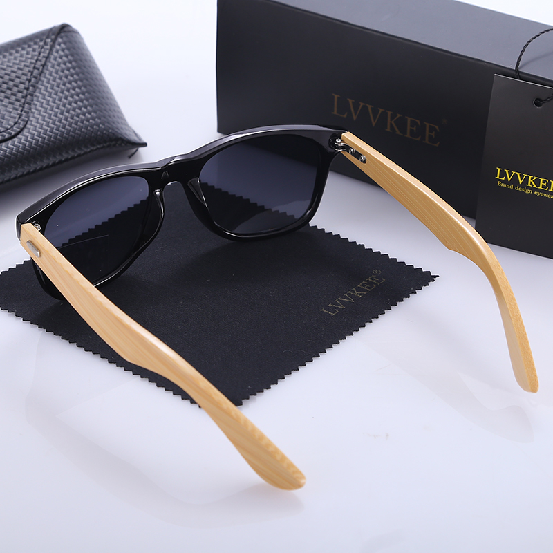 477a8f072cd LVVKEE Brand design 2017 Top quality wood men sunglasses handmade bamboo  women wooden sun glasses Outdoors Sports UV400 sunglass-in Sunglasses from  Apparel ...