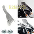Motorcycles Smoke Polycarbonate Windscreen Windshield Front Deflector for Suzuki Boulevard M109R 2006-2014 15 16