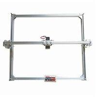 New 65x50cm 100mw 5500mw DIY Desktop Mini Laser Cutting Engraving Engraver Machine DC 12V Wood Cutter