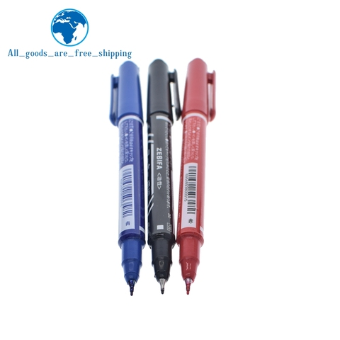 TZT Smart Electronics CCL Anti-etching PCB circuit board Ink Marker Double Pen For DIY PCB Karachi