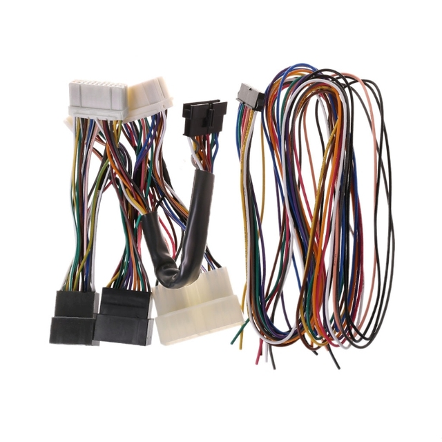 Car Stereo Wiring Harness Obd0 To Obd1 Conversion Harness Wiring Car