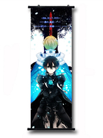 home-decor-sword-art-online-anime-kirito-eugeo-15050cm-wall-scroll-poster-40185