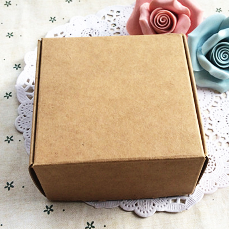 Earings Box Jewelry Storage Diy