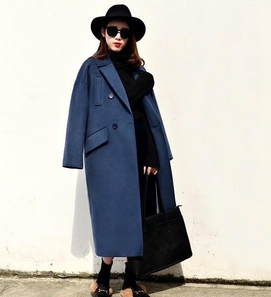 Aliexpress.com : Buy X long Oversized Coat With Pad Lining Warm ...