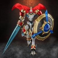 TONGMONG EX цифровой Dukemon Монстр Crimson Duke х человек Металл построить Рисунок Аниме Коллекция игрушек