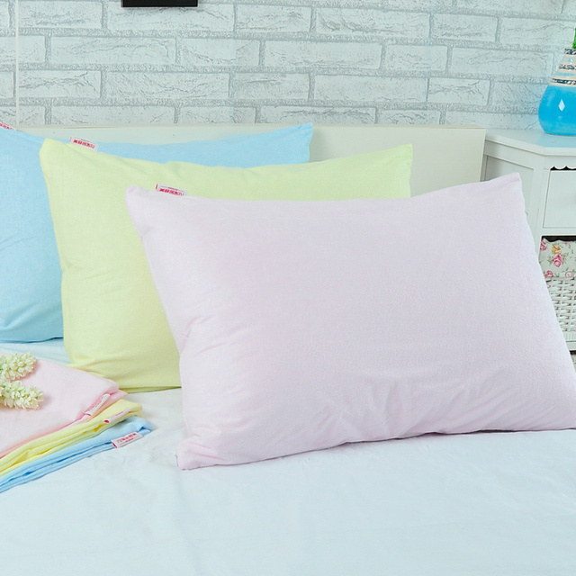 Bamboo Fiber Waterproof Pillow Protector For Bed Bug Terry Anti Mite Impressive Bed Bug Pillow Cover
