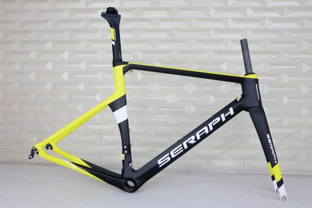 2017 Chinese carbon bike frame  frameset Di2 Aero T800 racing bike carbon road frame