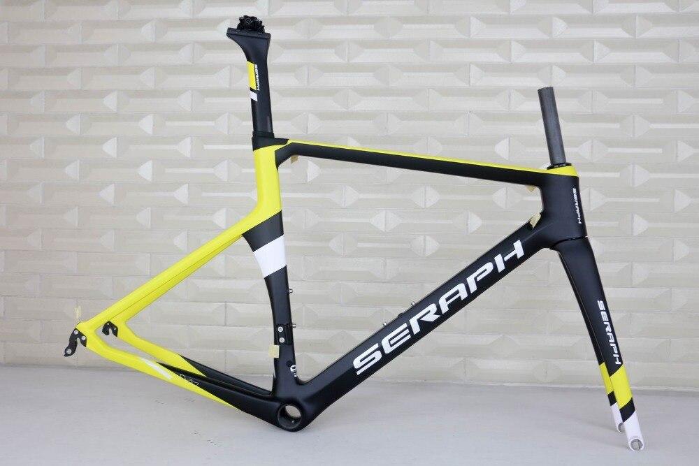 2019 Chinese Carbon Bike Frame  Frameset Di2 Aero T800 Racing Bike Carbon Road Frame