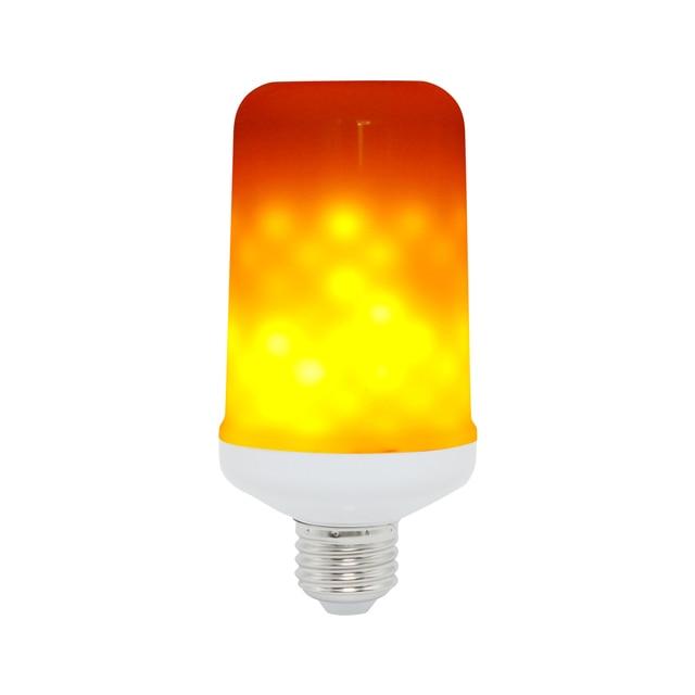Ampoule LED Flame Effect Flickering Light Bulbs E27 220V 9W Lampara Room Lighting Corn Lamp Bulb Bombilla Lights Xiaomi Lampada