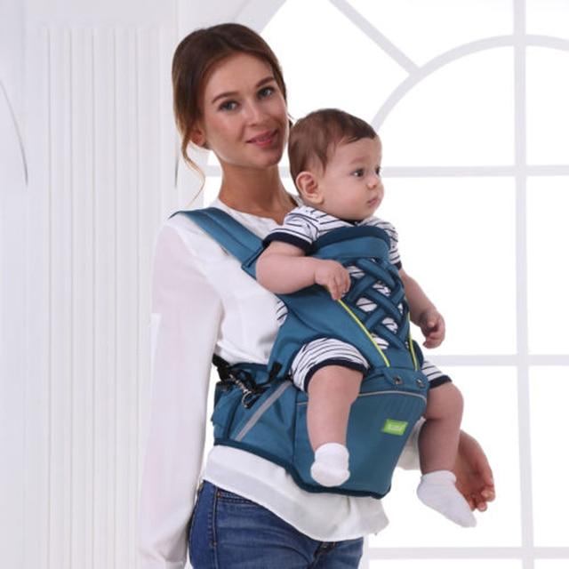 SUNVENO new kangaroo carrier Newborn Baby Carrier Waist Belt Hipseat Hip Seat