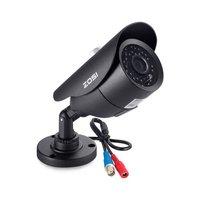 ZOSI 1 3 CMOS HD 1500TVL CCTV Home Surveillance Weatherproof 3 6mm With IR Cut Bullet