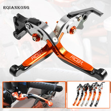 CNC Motorcycle Accessories Folding Extendable Adjustable Brake Clutch Levers For KTM RC8R 2009-2016 2010 2011 2012 RC 8R 8 R cnc aluminum motorbike motorcycle brake clutch levers foldable extendable for ktm rc8 rc8r rc 8 rc 8r rc 8 8r 2009 2016
