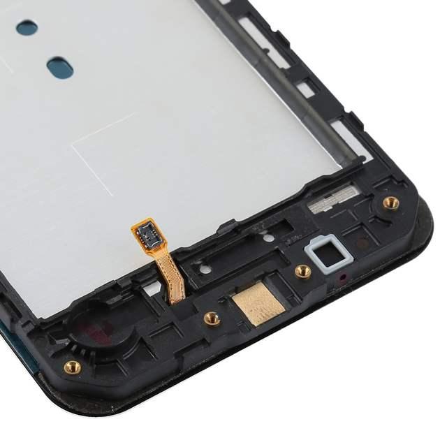 For Samsung Galaxy J3 2016 LCD J320F J320FN J320M LCD Display Digitizer  Touch Screen+Frame For SAMSUNG j3 2016 dislpay