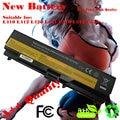Batería para lenovo e40 e50 l410 l412 l420 l421 jigu L510 L512 L520 SL410 SL510 T410 T420 T510 T520 W510 W520